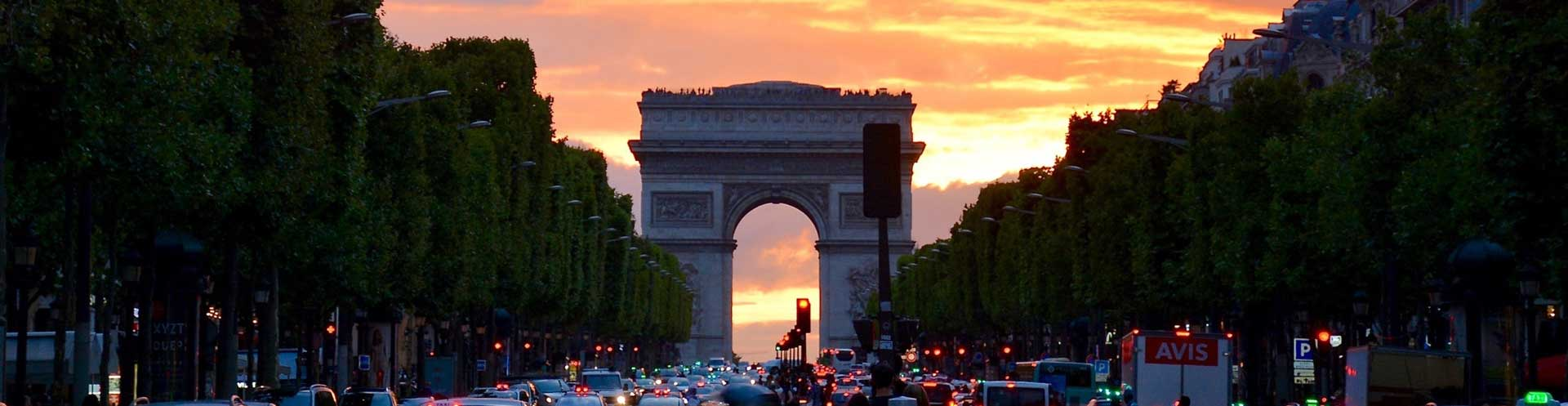 Removals to France - Arc De Triomphe