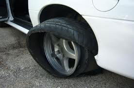 Ruined Tyre