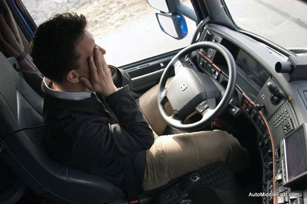 Stressed driver