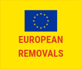 Advancemoves European Removals Flag