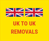 Advancemoves Uk to UK Removals Flag