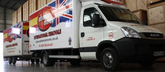 International removals uk