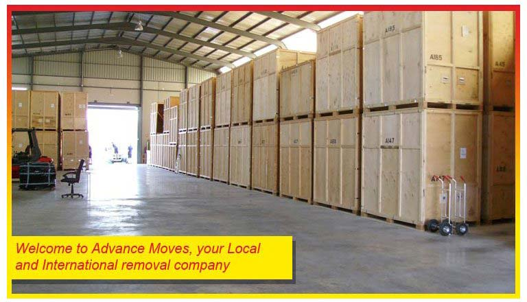 Advanced moves - Local and International Removals