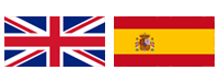 Advancemoves UK to Spain Removals Flag