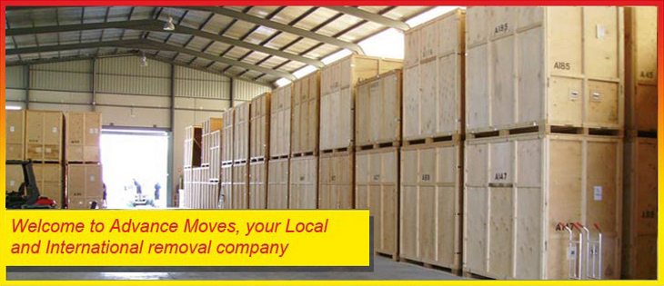 Furniture Removals Spain